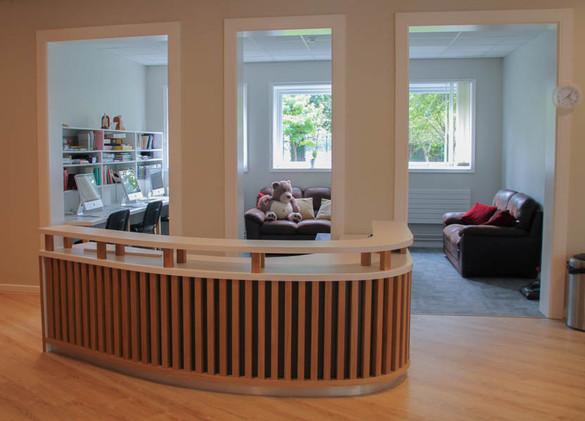Alexandra College Dublin - Lounge