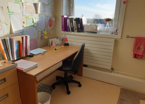 Alexandra College Dublin - Room