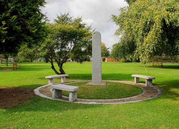 Alexandra College Dublin - Garden