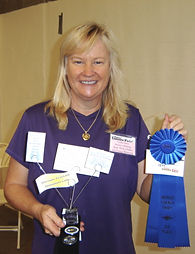 Blue Ribbon Linda County Fair 2011.JPG
