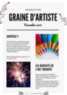 NewsletterGrainedArtiste1