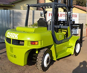 7 Ton Diesel Forklift To Rent