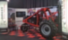 Dirker 3 Wheel Forklift As Bell Forklift