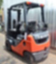 Toyota Forklift Rental