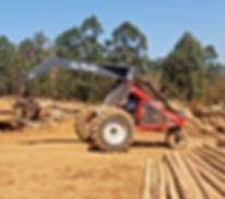 Dirker Log Handler Working At Tzaneen