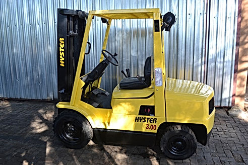 Hyster 3 Ton Forklift To Rent From Forklift Master