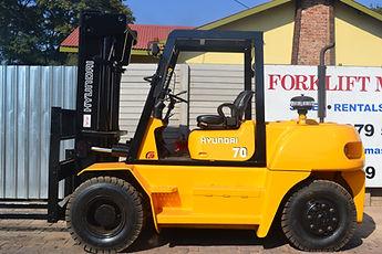 7 Ton Diesel Forklift For Sale From Forklift Master
