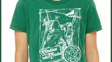 Witchlets on the Web Tshirts On Sale!