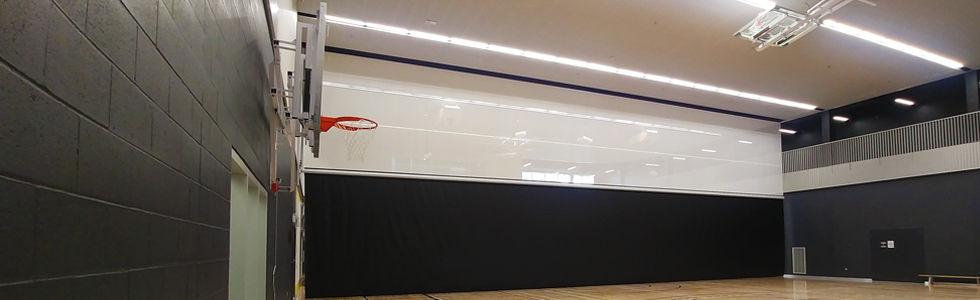 Fabricant équipements sportifs rideaux d