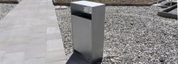 fabricant mobilier urbain poubelle