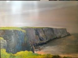 Cliffs Moher SOLD