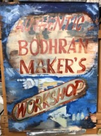 Bodhran maker $225