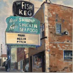 the Fishkeg ; Imaging Evanston