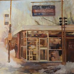 Timeless: Newsstand - Chicago & Main