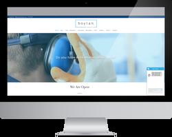 Boylan Lawyers website