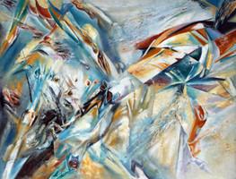 Do. Bold, Indomitable2, oil on canvas