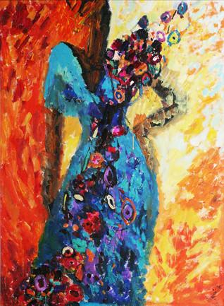 Klimt Inspiration, 2008