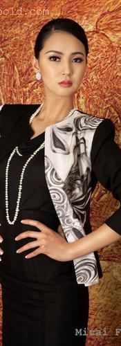 Black&White suit