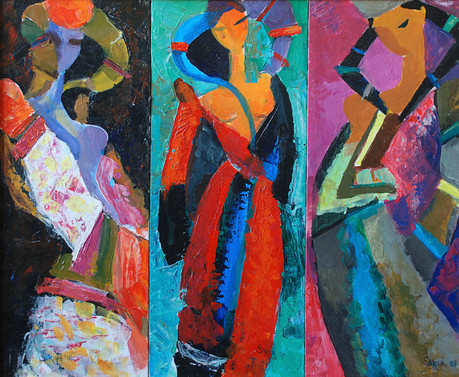 Barga, Khalkha, Dariganga women