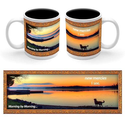 M005C   Mercies Ceramic Mug