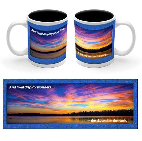 M002C   Wonders Ceramic Mug
