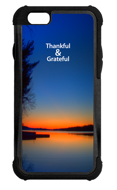 CP13 Thankful for iPhone