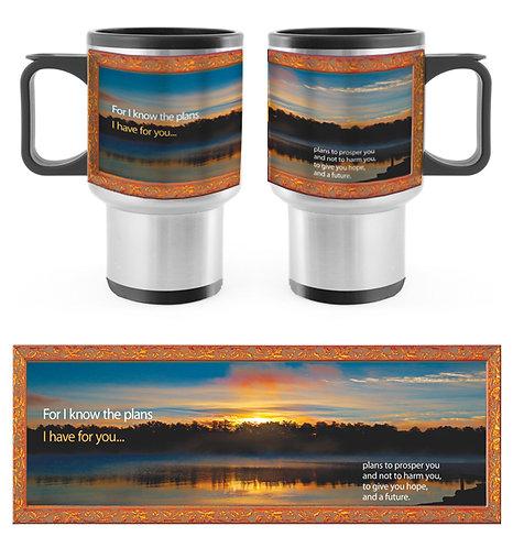 M009M   Plans Travel Mug