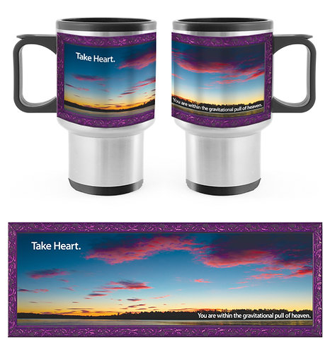 M012M   Heaven Travel Mug