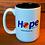 Thumbnail: Hope Ceramic Mug