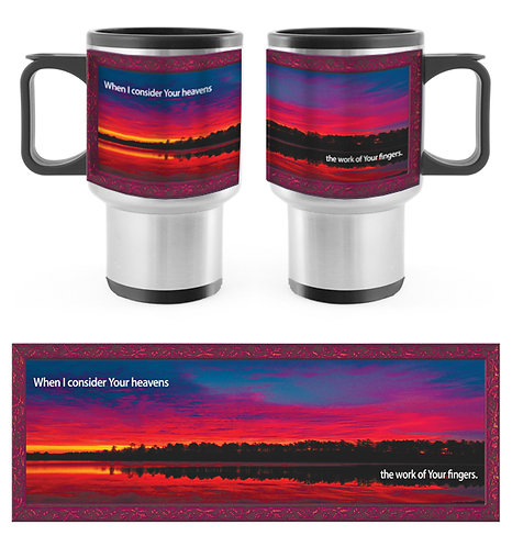 M011M   Fingers Travel Mug