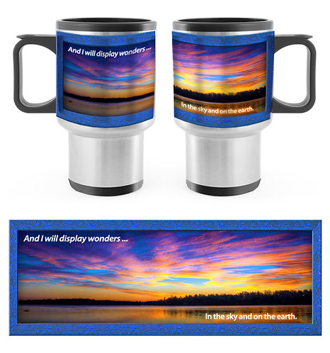 M002M   Wonders Travel Mug