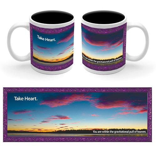 M012C Heaven Ceramic Mug