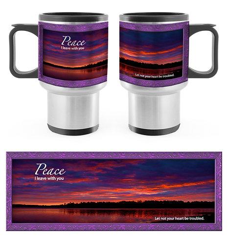 M003M   Peace Travel Mug