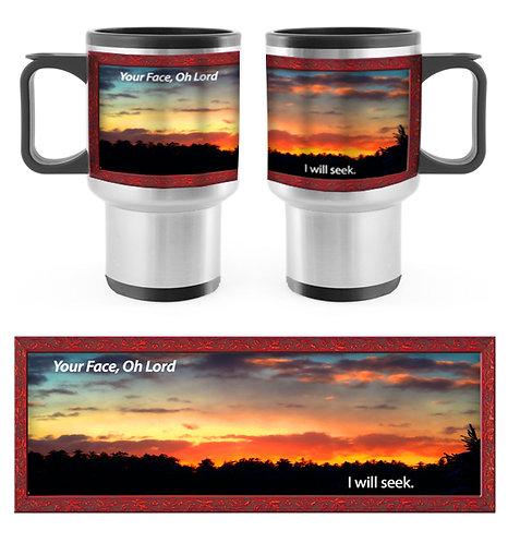 M006M   Your Face Travel Mug