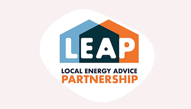 Abstract LEAP logo.png