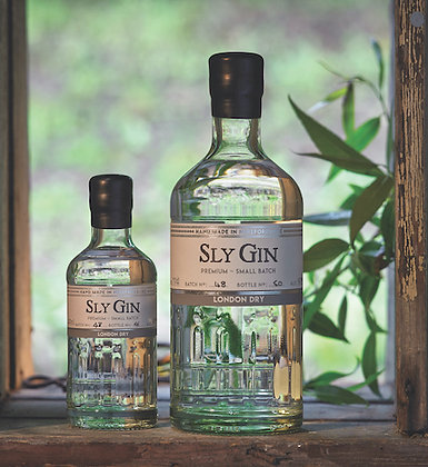 London Dry Sly Gin. £15 - £36