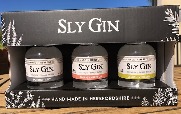 The Sly Gift Pack. £16