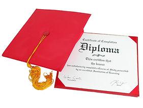 Graduation Cap and Diploma Red.jpg