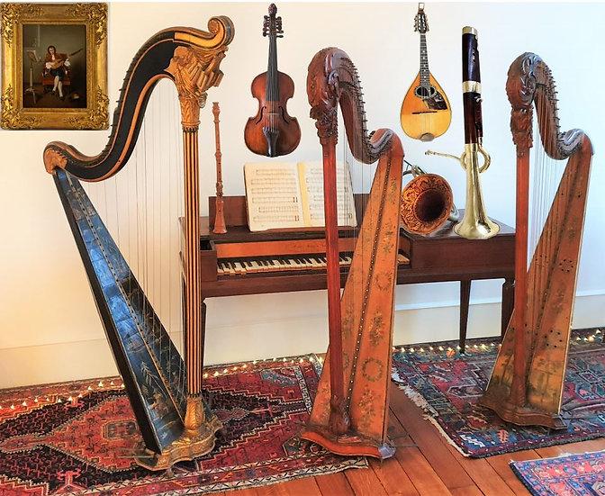 Un salon de musique clé en main