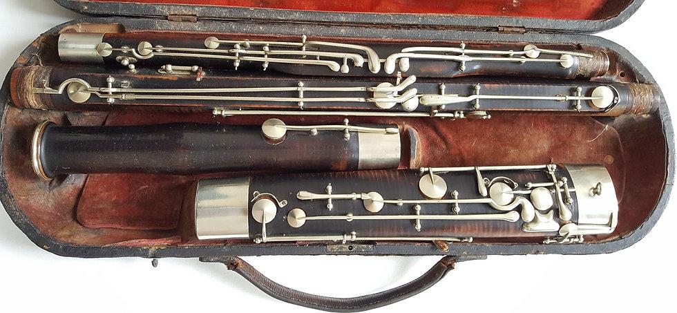 Basson Heckel no 3037 de 1879
