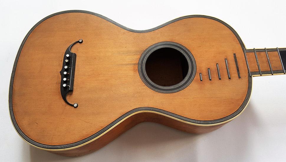 Guitare romantique de François Gratel