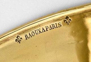 Cor Naturel Natural Horn Lucien Joseph Raoux à Paris de 1818
