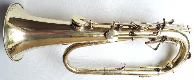 Bugle à Clefs en Bb de Collin à Paris vers 1820