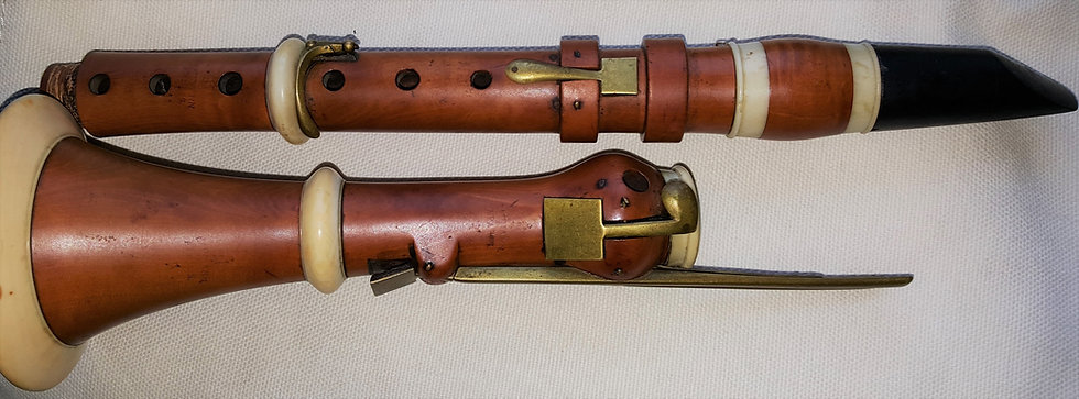 Clarinette de Baumann en Mib
