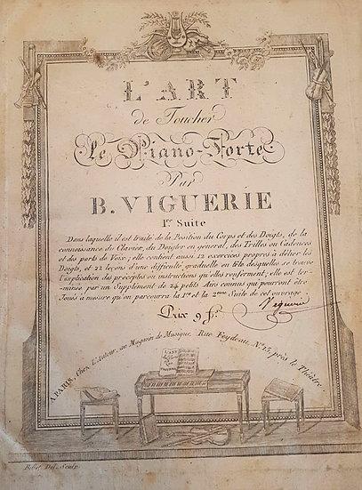 Piano carré de la renommée maison ERARD de 1789