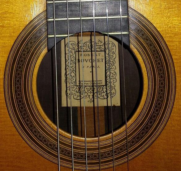 Guitare Classique Robert Bouchet no 73 de 1960