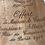 Thumbnail: Trombone Courtois Offert à Rene Allain pour son prix en 1948