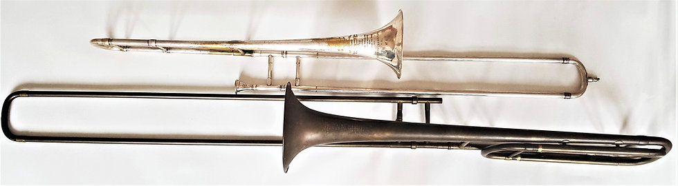 Trombone Antoine Courtois