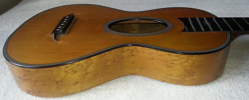 Guitare Romantique du Luthier Etienne Laprevotte