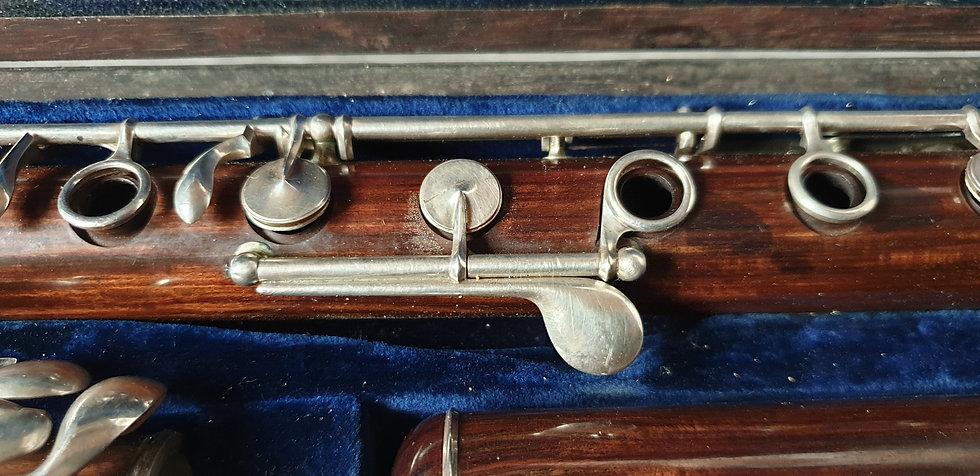 Flûte buffet clef de dorus